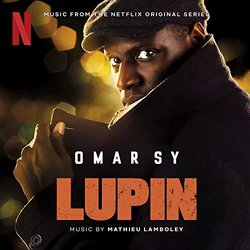 Lupin Colonna sonora (Mathieu Lamboley) - Copertina del CD