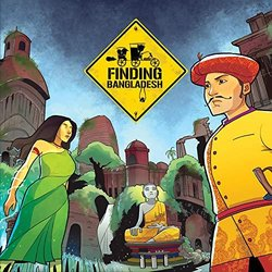 Finding Bangladesh Soundtrack (Mashruk Zaman Khan) - CD cover