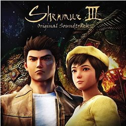 Shenmue III Soundtrack (Ys Net) - CD-Cover