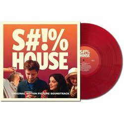 Shithouse Soundtrack (Jack Kraus) - CD cover