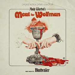 Andy Warhol's Meat for Wolfman Soundtrack (Blutbraüer ) - CD cover