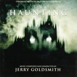 The Haunting Soundtrack (Jerry Goldsmith) - CD cover