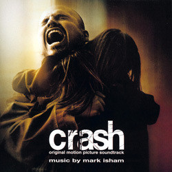 Crash Soundtrack (Mark Isham) - CD cover