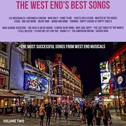 The West End's Best Songs, Volume 2 - Various artists