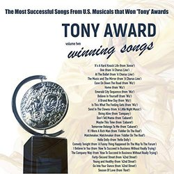 Tony Award Winning Songs, Volume 2 - Various artists