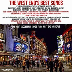 The West End's Best Songs, Volume 1 - Various artists