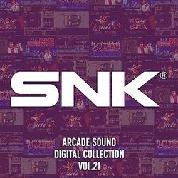 SNK Arcade Sound Digital Collection Vol. 21 - Various Artists