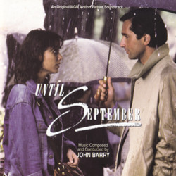 Until September Soundtrack (Various Artists, John Barry) - CD cover