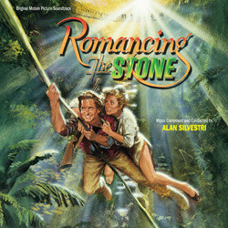 Romancing the Stone Soundtrack (Alan Silvestri) - Car�tula