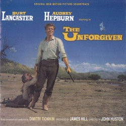 The Unforgiven / The Way West Soundtrack (Bronislaw Kaper, Dimitri Tiomkin) - Carátula