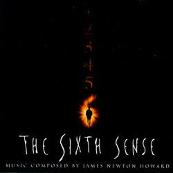 The Sixth Sense Soundtrack (James Newton Howard) - CD cover