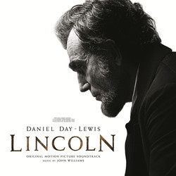 Lincoln Soundtrack (John Williams) - CD cover