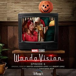 WandaVision: Episode 6 Soundtrack (Kristen Anderson-Lopez, Christophe Beck, Robert Lopez) - CD-Cover