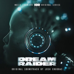 Dream Raider Trilha sonora (Josh Cruddas) - capa de CD