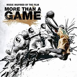 More Than A Game Colonna sonora (Various artists) - Copertina del CD
