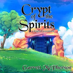 Crypt of the Spirits Soundtrack (Garrett McPherson) - Carátula