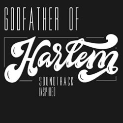 Godfather of Harlem Soundtrack (Various artists) - CD cover