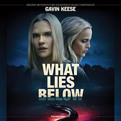 What Lies Below Colonna sonora (Gavin Keese) - Copertina del CD