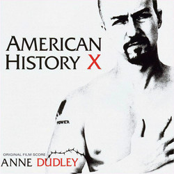 American History X Soundtrack (Anne Dudley) - CD-Cover