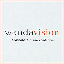 WandaVision - Episode 7 Soundtrack (The Blue Notes) - CD cover