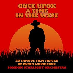 Once Upon A Time In The West サウンドトラック (Ennio Morricone) - CDカバー