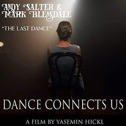 The Last Dance Colonna sonora (Mark Bleasdale, Andy Salter) - Copertina del CD