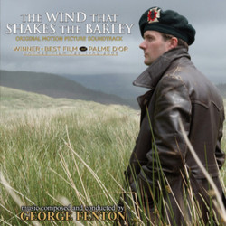 The Wind That Shakes the Barley Soundtrack (George Fenton) - CD cover