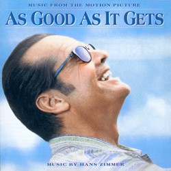 As Good as it Gets Soundtrack (Hans Zimmer) - CD cover