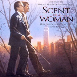 Scent of a Woman Soundtrack (Thomas Newman) - Carátula