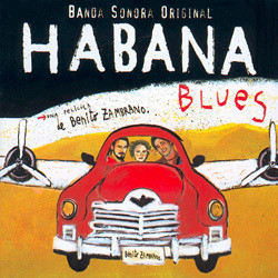 Habana Blues Soundtrack (Various Artists) - Car�tula