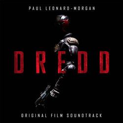 Dredd Soundtrack (Paul Leonard-Morgan) - CD cover