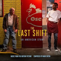 The Last Shift 声带 (Mark Orton) - CD封面