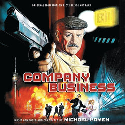Company Business Colonna sonora (Michael Kamen) - Copertina del CD