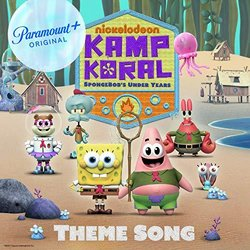 Kamp Koral Theme Song Colonna sonora (Kamp Koral Cast) - Copertina del CD