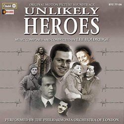Unlikely Heroes Soundtrack (Lee Holdridge) - Carátula