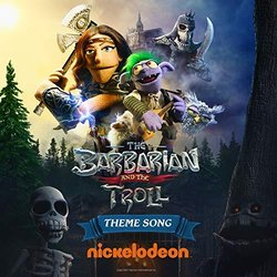 The Barbarian & The Troll Theme Song Soundtrack (Various Artists) - Carátula