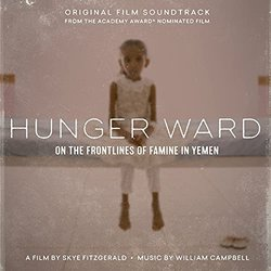 Hunger Ward Trilha sonora (William Campbell) - capa de CD