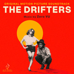 The Drifters Soundtrack (Zero VU) - CD cover