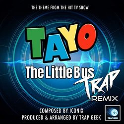 Tayo The Little Bus Main Theme - Iconix