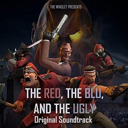 The Red, the Blu, and the Ugly Soundtrack (Pumodi ) - CD cover