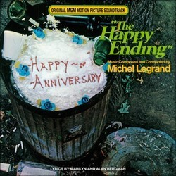 The Happy Ending 声带 (Michel Legrand) - CD封面