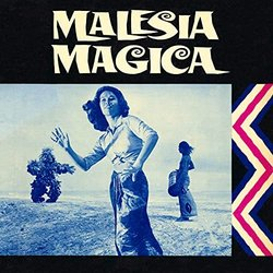 Malesia magica Soundtrack (Riz Ortolani) - CD cover