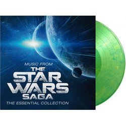 Music From The Star Wars Saga - The Essential Collection Trilha sonora (John Williams, Robert Ziegler) - CD-inlay