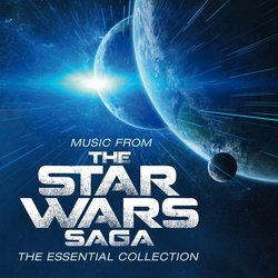 Music From The Star Wars Saga - The Essential Collection Trilha sonora (John Williams, Robert Ziegler) - capa de CD