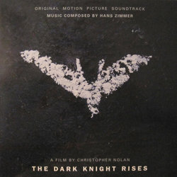 The Dark Knight Rises Soundtrack (Hans Zimmer) - Carátula