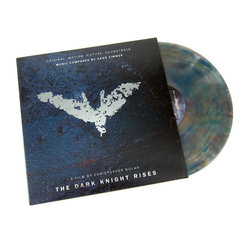 The Dark Knight Rises Soundtrack (Hans Zimmer) - cd-inlay