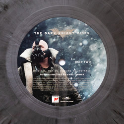 The Dark Knight Rises Soundtrack (Hans Zimmer) - cd-carátula
