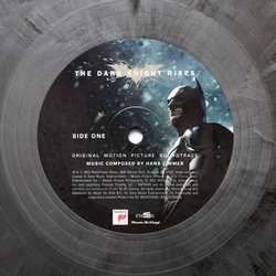 The Dark Knight Rises Bande Originale (Hans Zimmer) - cd-inlay