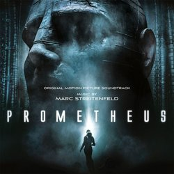 Prometheus Bande Originale (Harry Gregson-Williams, Marc Streitenfeld) - Pochettes de CD