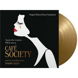 Café Society Colonna sonora (Various Artists) - cd-inlay